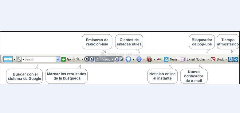 Foto Radio Argentina Firefox