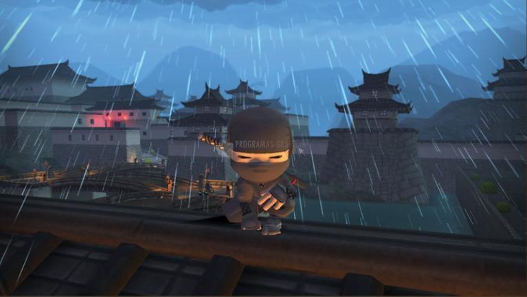 Pantallazo Mini Ninjas