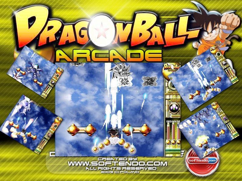 Pantallazo Dragon Ball Arcade