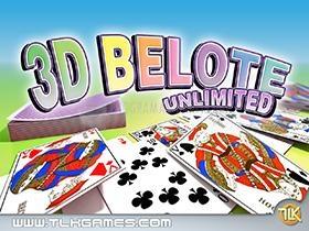 Pantallazo 3D Belote Unlimited