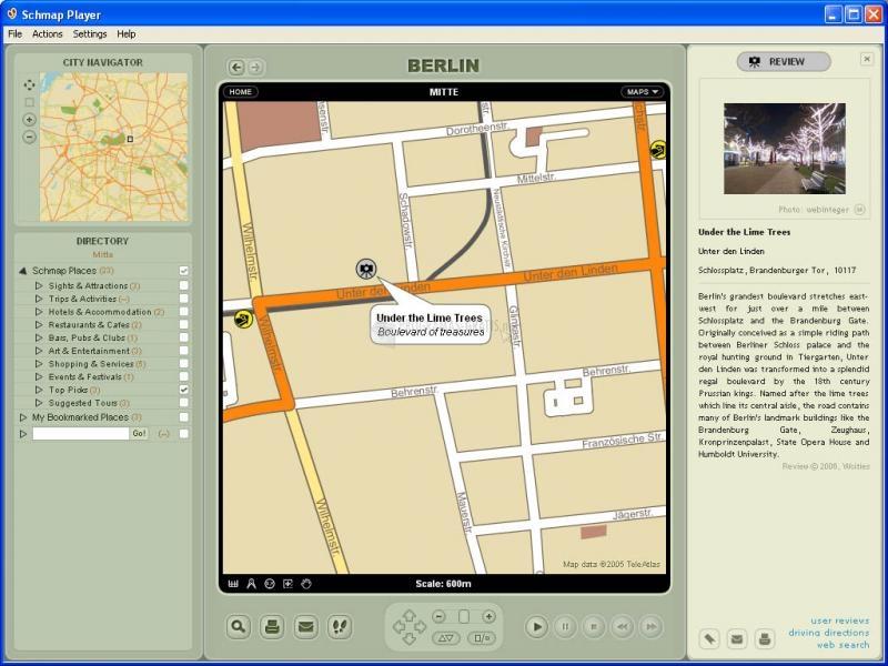 Schmap germany descargar gratis en espaol pantallazo schmap germany gumiabroncs Choice Image