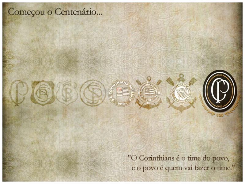 Pantallazo Corinthians: centenario