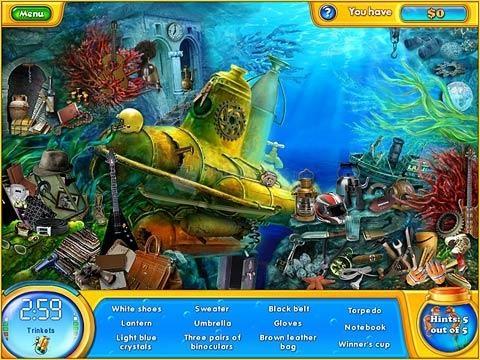 Pantallazo Fishdom H2O