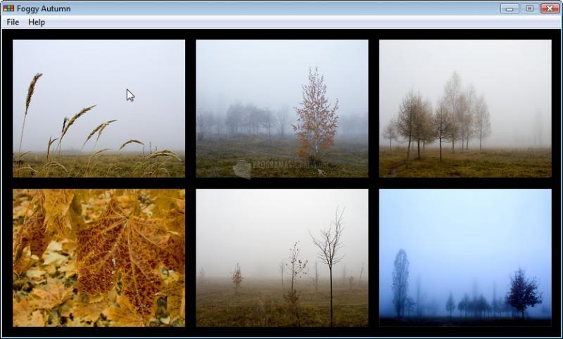Pantallazo Atrise Foggy Autumn