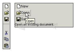 Pantallazo JS Toolbar