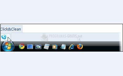 Pantallazo Chrome Click and Clean