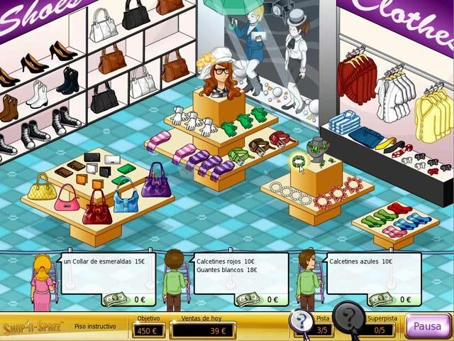 Pantallazo Shop-n-Spree