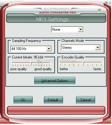 Foto Audio Converter Pro