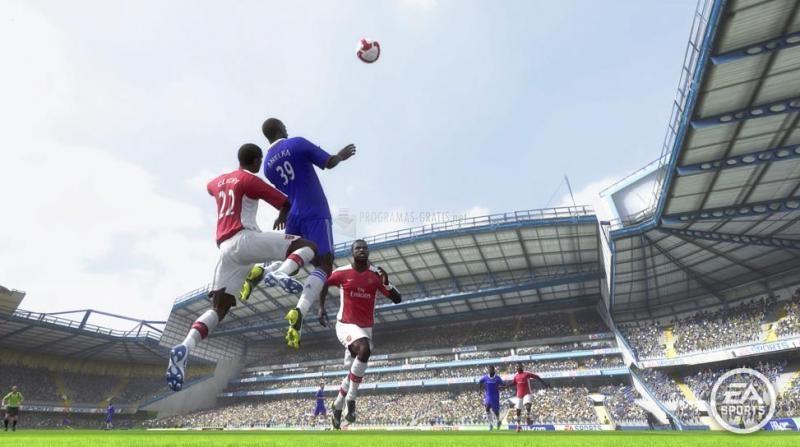 Pantallazo FIFA 10