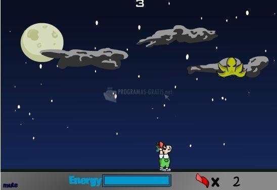 Pantallazo Aliens Must Die