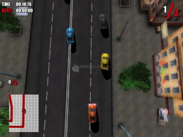 Pantallazo Street Racer
