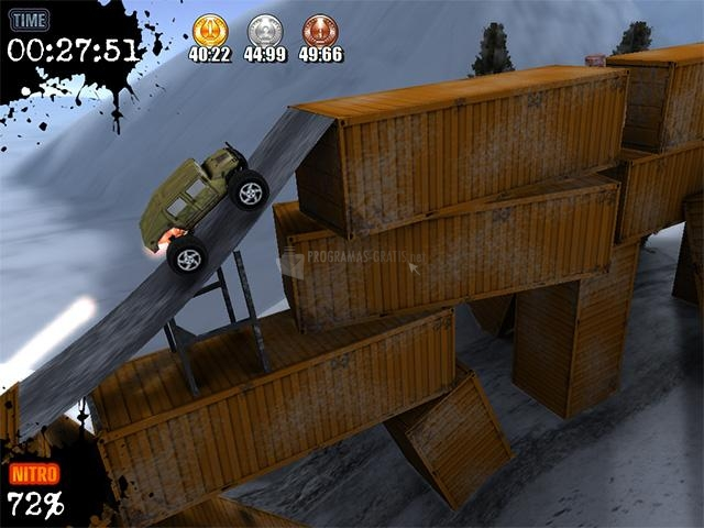 Pantallazo Monster Truck Challenge