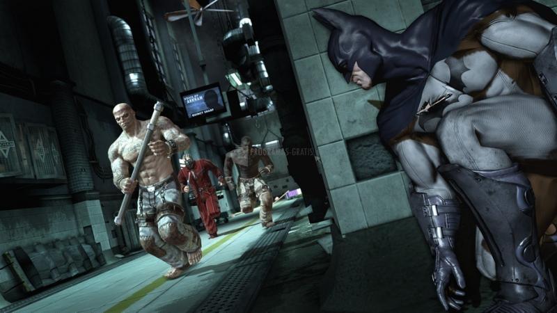 Pantallazo Batman: Arkham Asylum