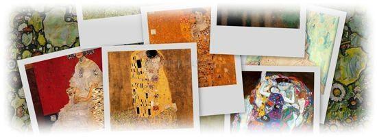 Pantallazo Gustav Klimt Art Screensaver