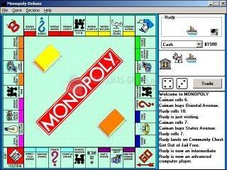 Pantallazo Monopoly