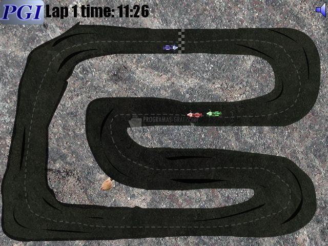 Pantallazo Scooter Racer