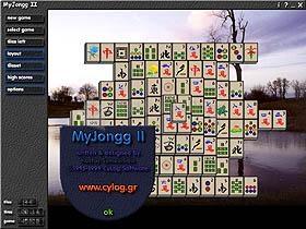 Pantallazo MyJongg