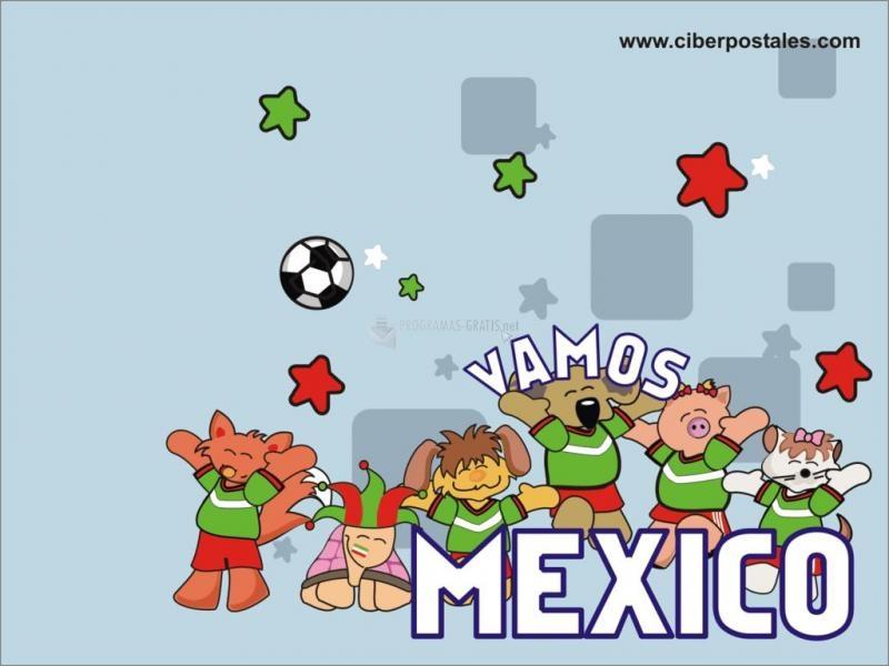 Pantallazo Vamos México