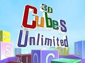 Pantallazo 3D Cubes Unlimited