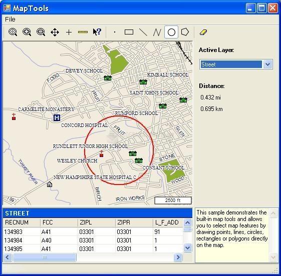 Pantallazo Actual Map