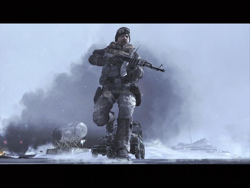 Pantallazo Call of Duty: Modern Warfare 2