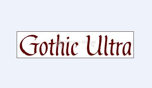 Pantallazo Gothic Ultra