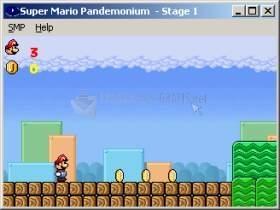 Pantallazo Super Mario Pandemonium