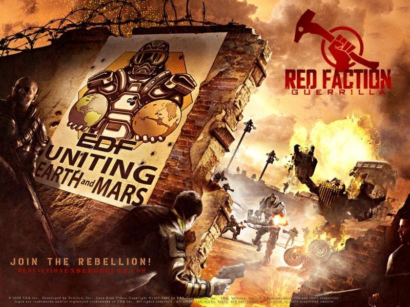 Pantallazo Red Faction: Guerrilla