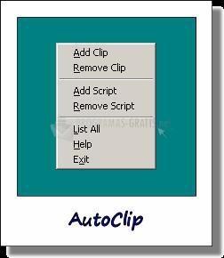 Pantallazo Auto Clip