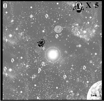 Pantallazo Space Thruster