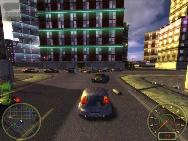 Pantallazo City Racing