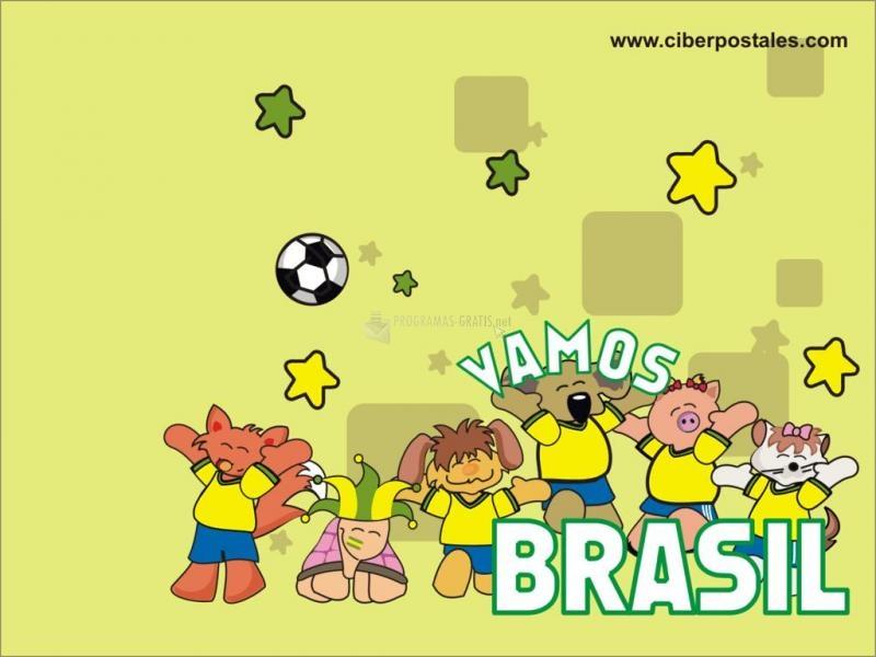Pantallazo Vamos Brasil