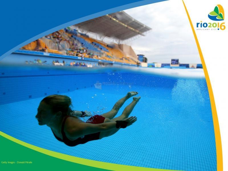 Pantallazo Juegos Olímpicos Río de Janeiro 2016