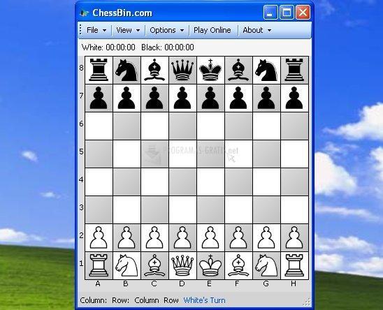 Pantallazo ChessBin
