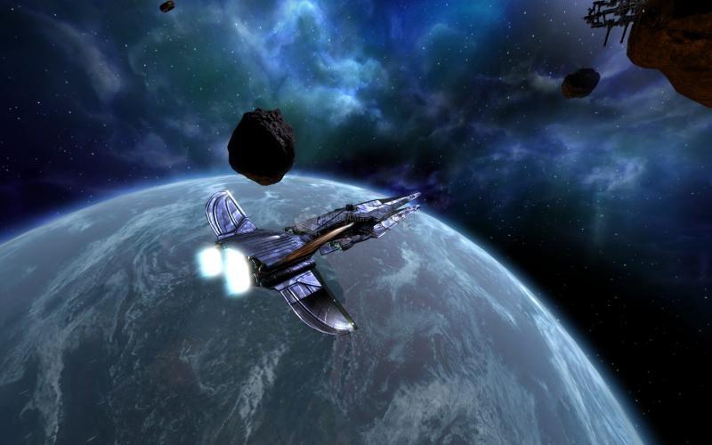 Pantallazo X3: Terran Conflict
