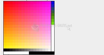 Pantallazo Mini Color Picker