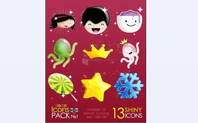 Pantallazo Indeepop Icon Pack 1