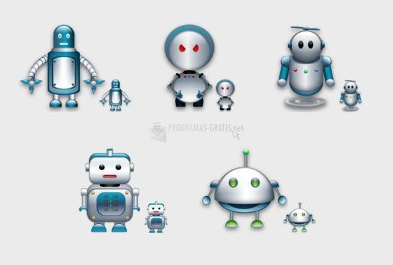 Pantallazo Robots Sigma Style