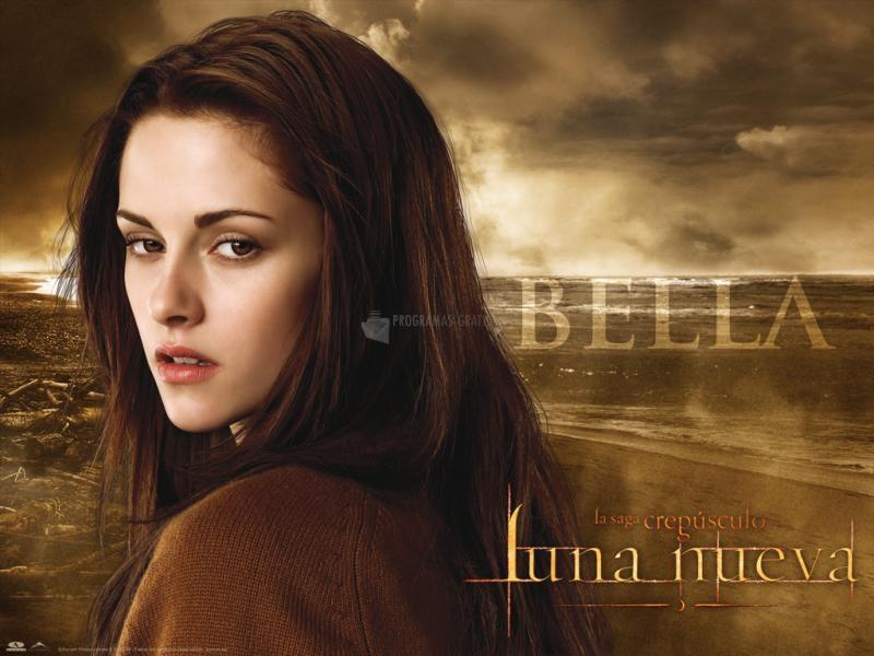 Pantallazo Luna nueva - Bella