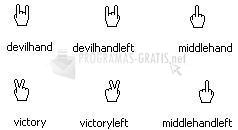 Pantallazo Devil Hand