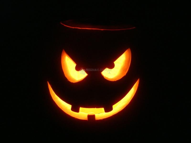 Pantallazo La sonrisa de Halloween