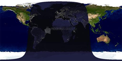 Pantallazo Global Saver