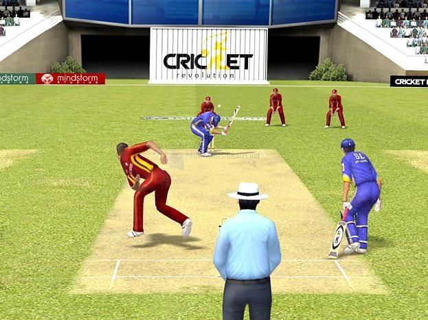 Pantallazo Cricket Revolution