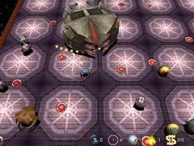 Pantallazo Arcadrome: Space Stalker