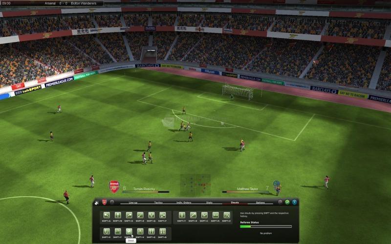 Pantallazo FIFA Manager 10