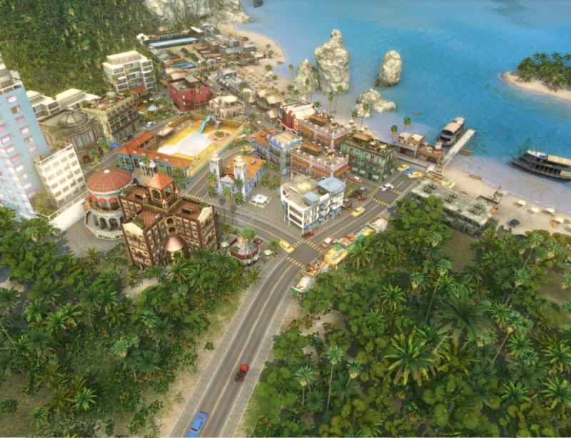 Pantallazo Tropico 3