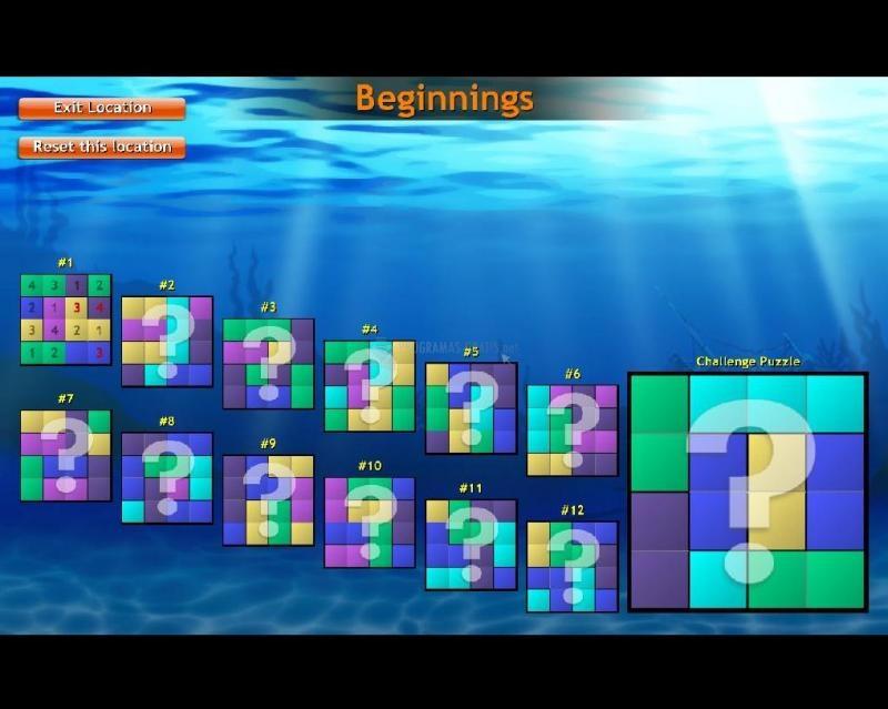 Pantallazo Square Logic: Everyday Genius