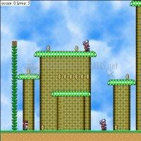 Pantallazo Super Mario Remix