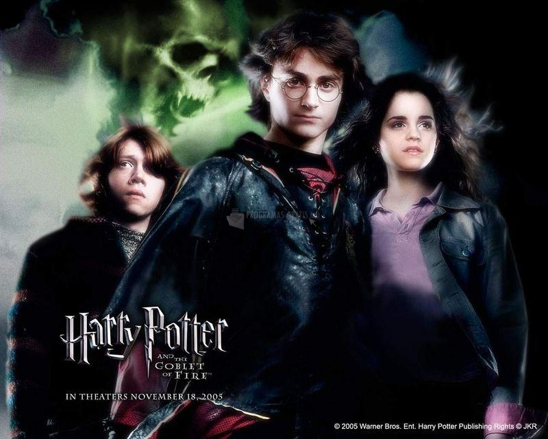 Pantallazo Harry Potter and the Goblet of Fire