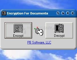 Pantallazo Encryption for Documents